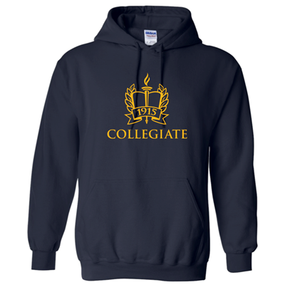 COL1038<br>Youth Hooded Sweatshirt
